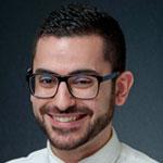 UVA IR Fellow Yasser El-Abd