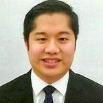 UVA IR Fellow Andrew Mai