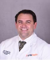 UVA Radiology resident Lance Flesch