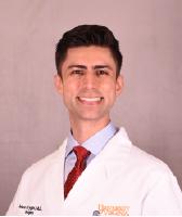 UVA Radiology resident Marc Kryger