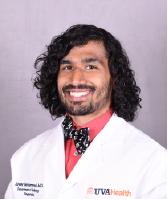 UVA Radiology Resident Xavier Mohammad