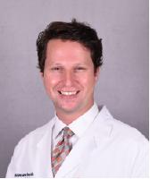 UVA Radiology resident Christopher Sears