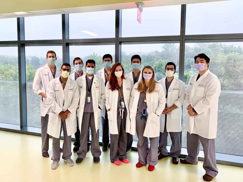 Current UVA Interventional Radiology residents