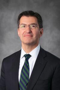 Dr. Alexander Norbash, UVA Radiology Keynote lecturer