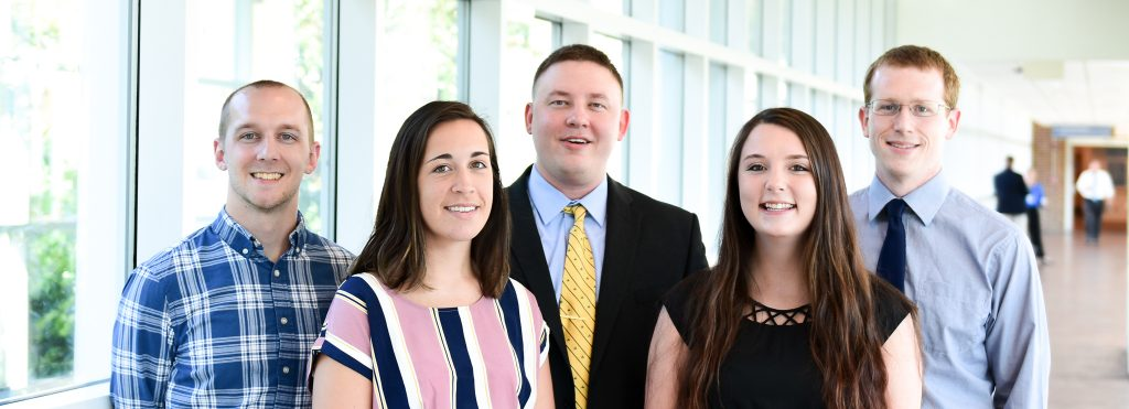 UVA Radiology 2019 graduates of the Charles J. Tegtmeyer Program of Interventional Radiology and Special Procedures
