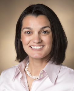 UVA Radiology Keynote Lecturer Dr. Lucy Spalluto