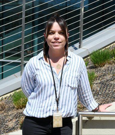 UVA Radiology team member Tracy Fitzgerald
