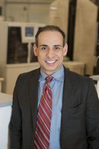 Dr. Arturo Saavedra, Chief of Dermatology at UVA Healt and UVA Radiology Keynote Lecturer
