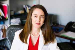 Dean of the University of Virginia School of Medicine: Melina R. Kibbe, MD, FACS, FAHA