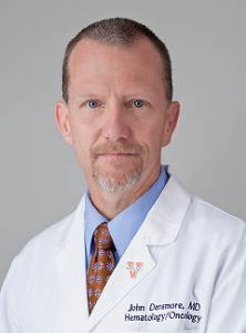 John Densmore, MD, PhD, Assistant Dean for Student Affairs (Hunter College)