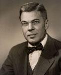 Dr. Thomas Hunter, Dean of UVA's School of Medicine from 1953 -1965.