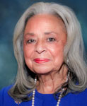 Dr. Vivian Pinn, the only African American and only woman in the UVA School of Medicine class '67.