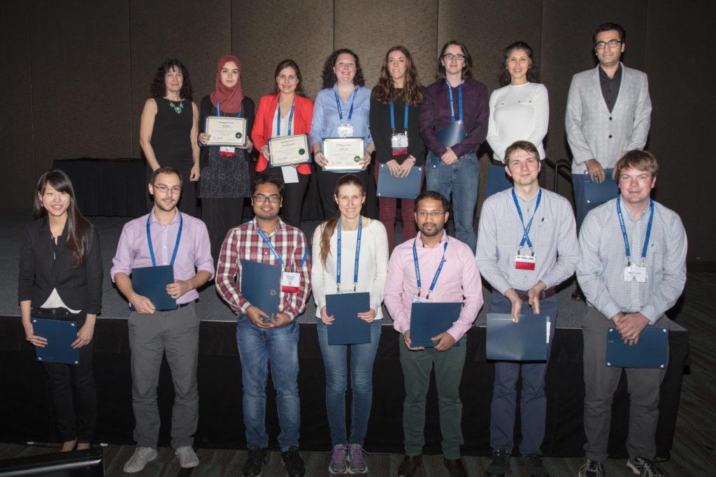 Biophysical Society awards ceremony