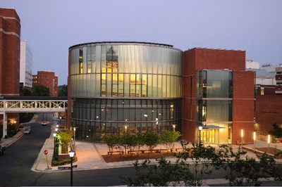 Claude Moore Medical Education Building | Undergraduate