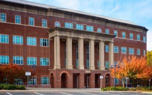560 Ray C. Hunt Drive, Charlottesville. Home of Clinical Trials Office.
