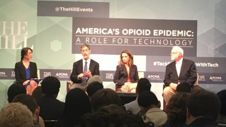 Panel of experts discuss opioid crisis