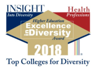 Image: Excellence in Diversity award 2018 Top Colleges for Diversity