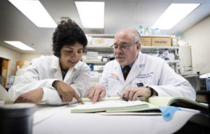 Preeti Chhabra, PhD, and Kenneth Brayman, MD, PhD, discuss a potential way to prevent type 1 diabetes.