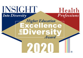 2020 Excellence in Diversity Award Logo