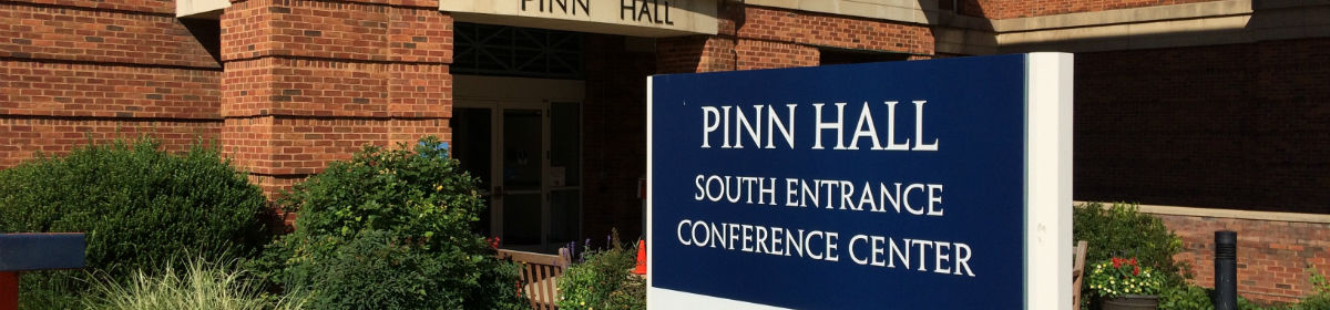 Banner image of Pinn Hall South Entrance